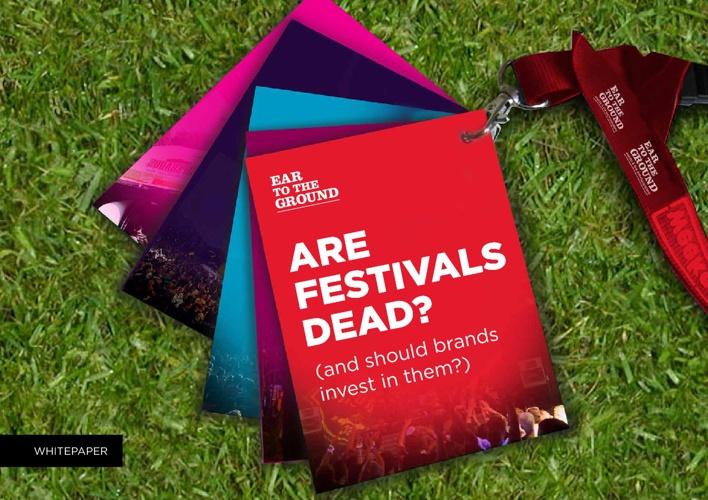 Are Festivals Dead