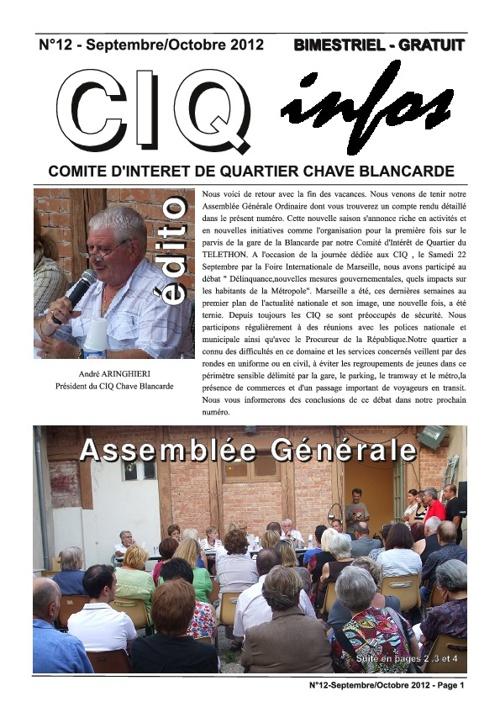 CIQ12