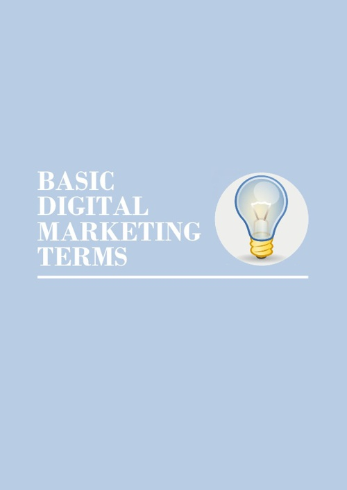 Basic Digital Marketing Terms