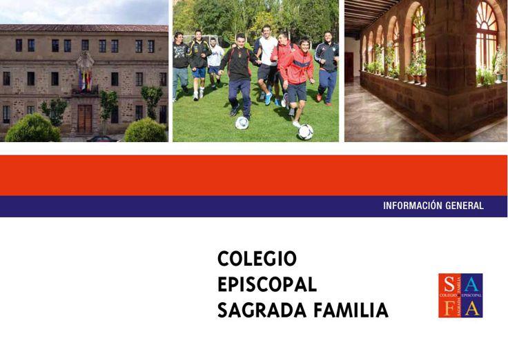 Catálogo informativo Colegio SAFA Sigüenza (Parte I)