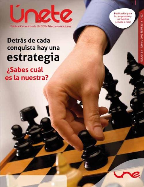 Únete Edición #51 - Marzo de 2013