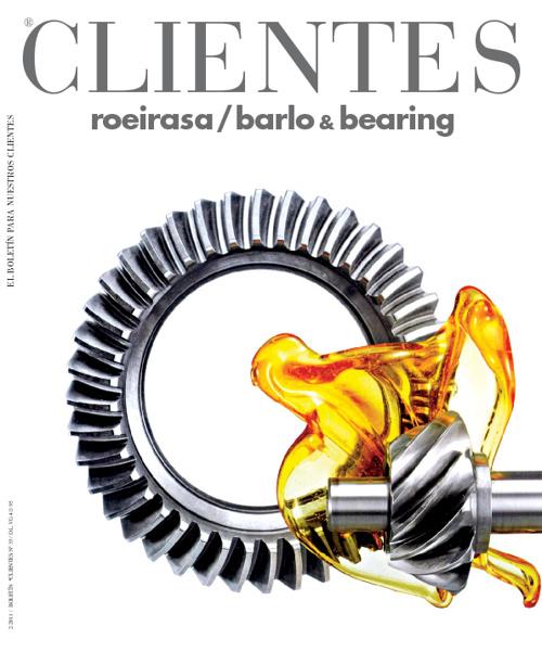 Clientes roeirasa/barlo & bearing