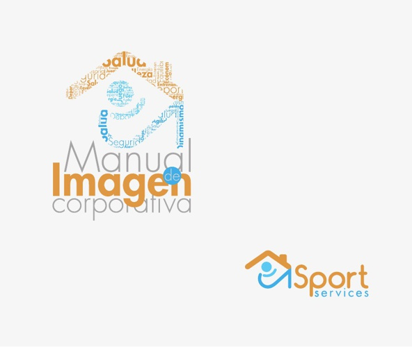 Manual de Imagen Corporativa Sport Services