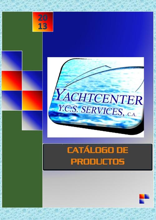 02 CATALOGO YACHT CENTER