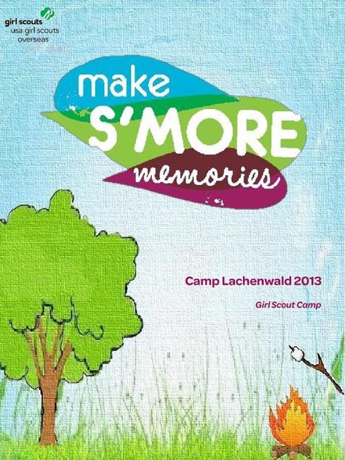 Camp Lachenwald Brochure 2013