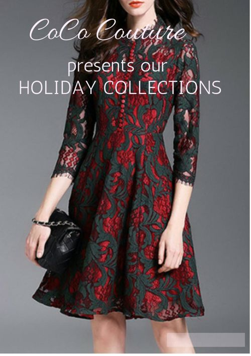 Holiday Collections at CoCo Couture