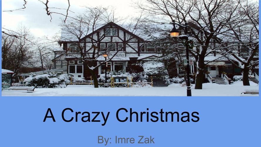 Personal Narrative - Imre Zak