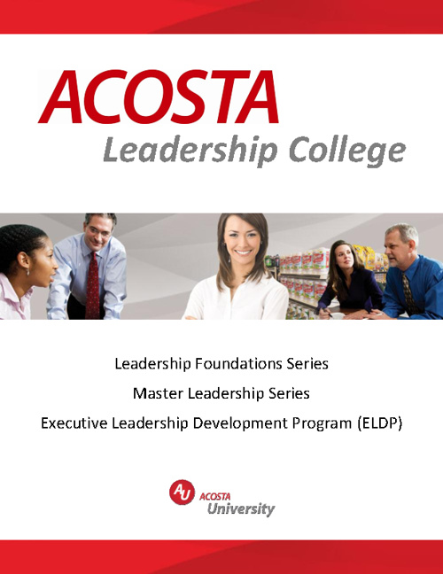 Leadership College Brochure