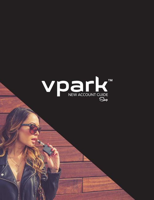 VPARK NEW ACCOUNT