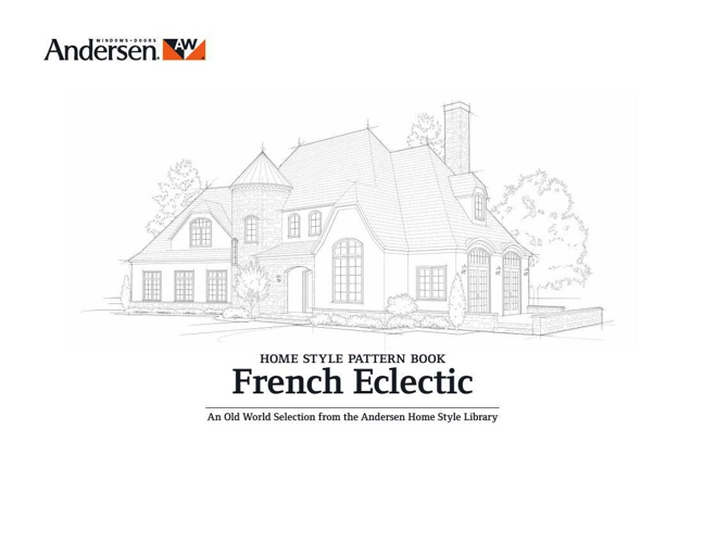 French Eclectic Home Style