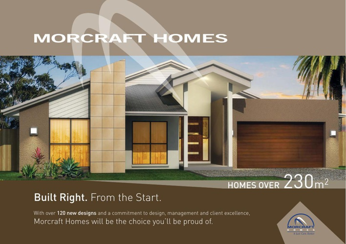 Morcraft Homes Homes over 230sqm