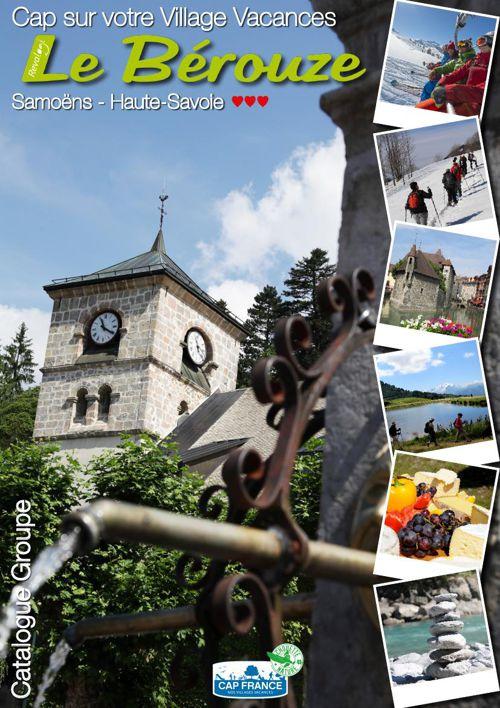 Le Bérouze - Catalogue Groupe 2016