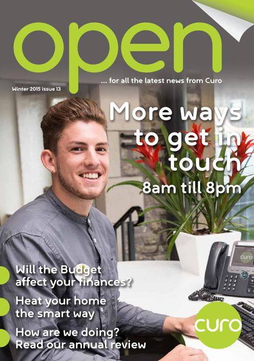 Open magazine issue 13 - winter 2015