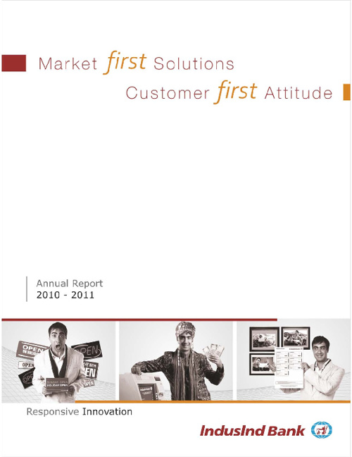 IndusInd Bank Annual Report