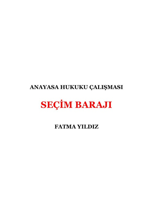 F. YILDIZ & T. BULUT & Z. COŞKUN