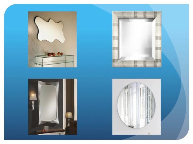 Catalogo de espejos