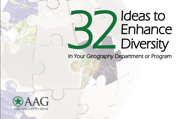 32 Ideas to Enhance Diversity in Geography