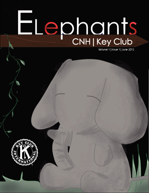 Elephants - Volume 5 Issue 1 June 2012