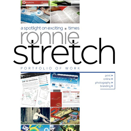 Ronnie Stretch Portfolio 2012