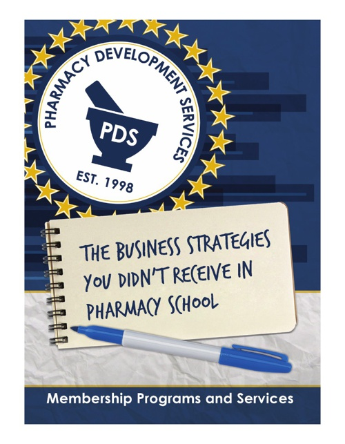 2013 PDS Membership Programs and Services