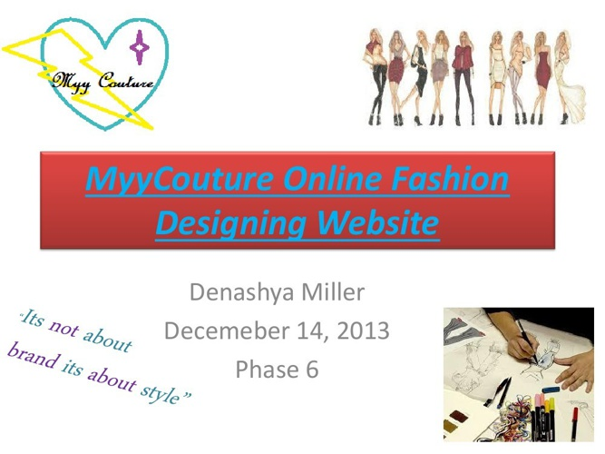 MyyCouture Powerpoint