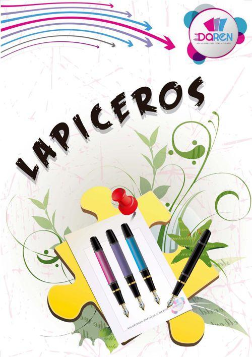 CATALOGO LAPICEROS PARA WEB