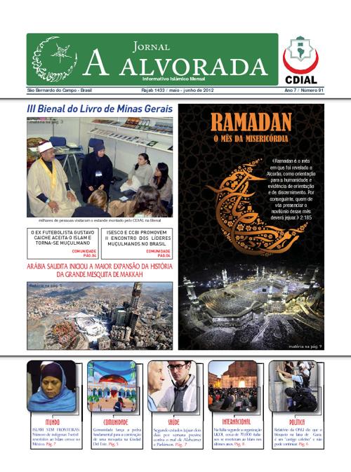 Jornal A Alvorada - Jun/2012