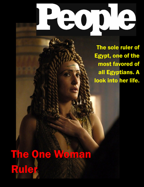 Cleopatra People magazine