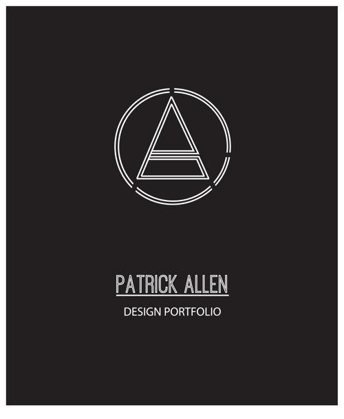 Design Portfolio - Patrick Allen