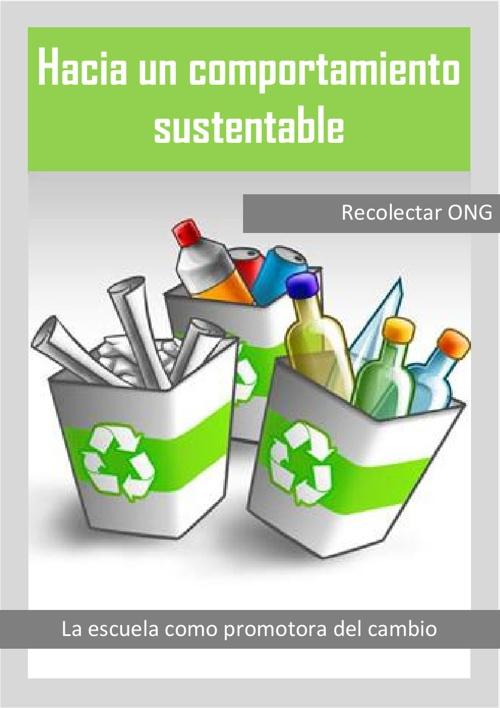 Hacia un comportamiento sustentable
