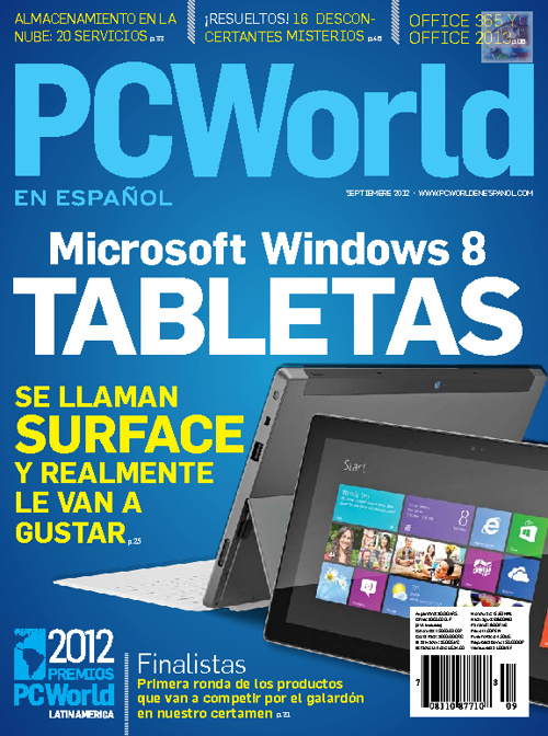 PC World sep 2012