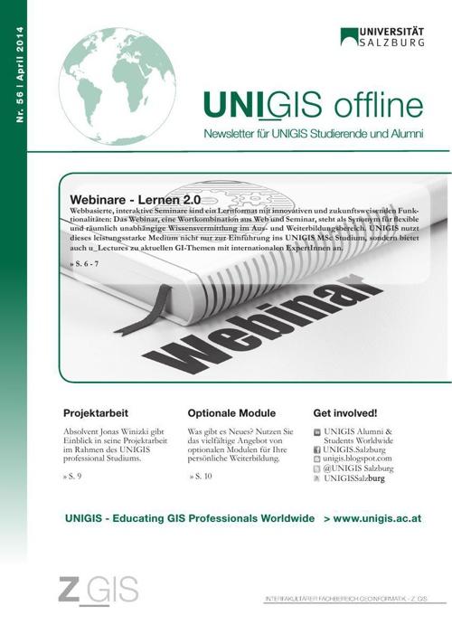 UNIGIS offline 01/2014