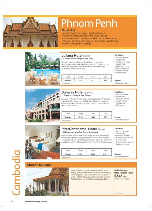 Hotel - Phnom Penh