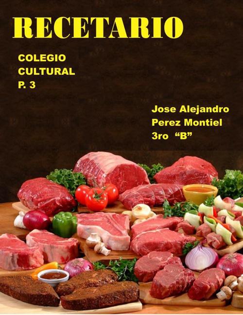 1ER RECETARIO  3RO BACH PDF