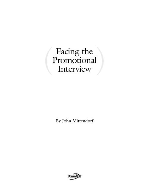Mittendorf Interview
