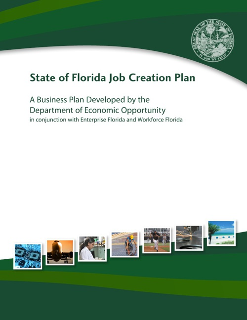 State of Florida Job Creation Plan
