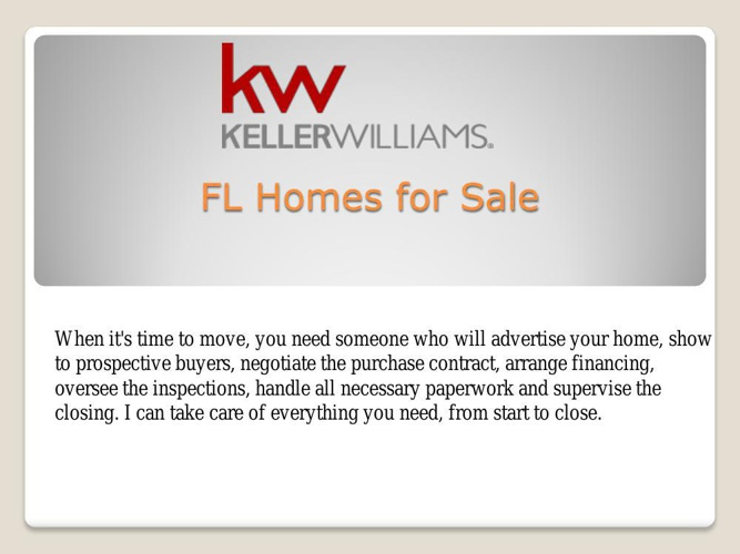 FL Homes for Sale