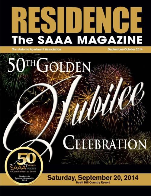SAAA Residence Magazine