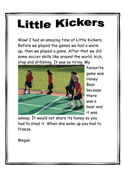 Little Kicker Stories