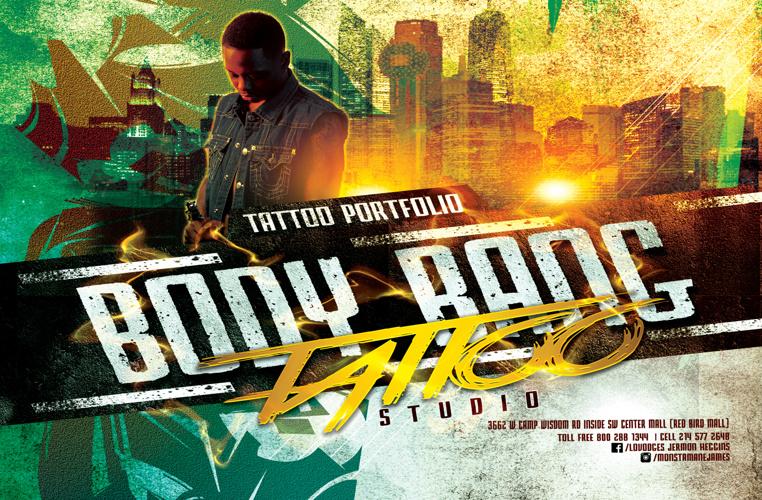 Body Bang Tattoo Studio