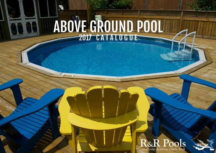 Above Ground Pool Catalogue