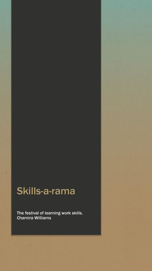 Skills-a-rama