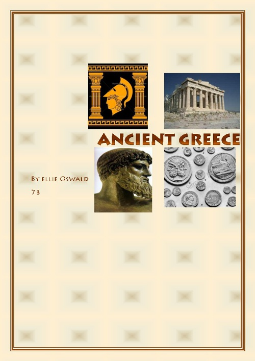My Ancient Greece Adventure