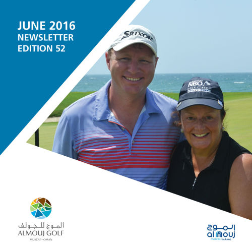 Al Mouj Golf June 2016 Newsletter