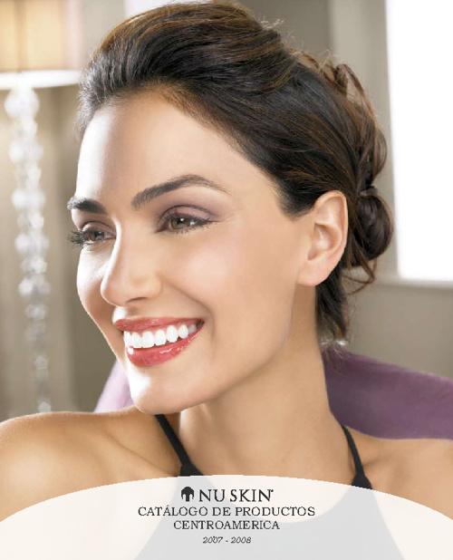 Catalogo Nuskin 2007-2008