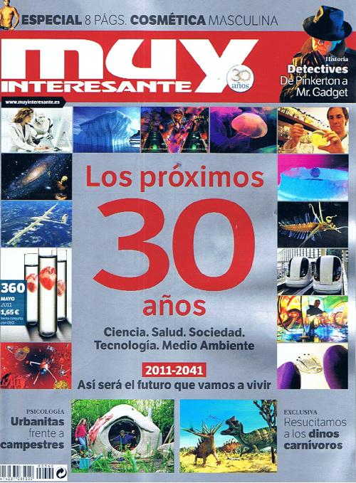 Muy Interesante Nº 360 Mayo 2011