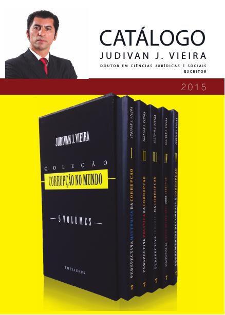 Catálogo das obras do Dr. Judivan J. Vieira
