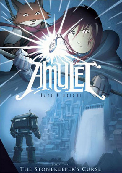 Amulet - Book Proof