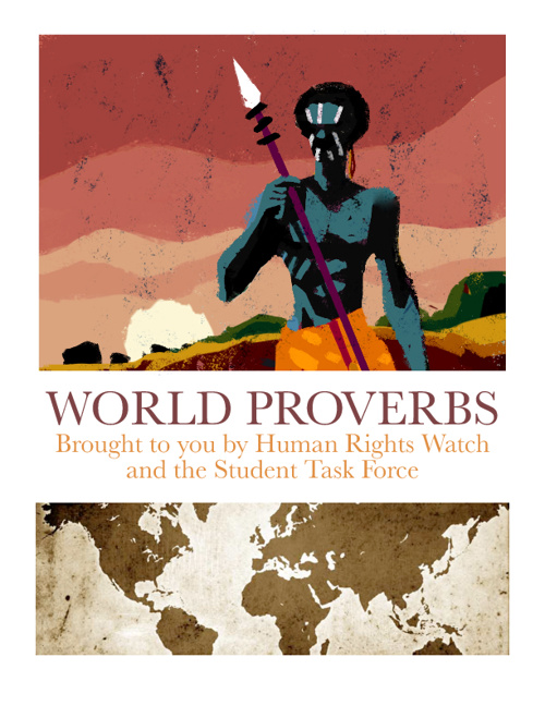 Proverbs of the World by Jeff Beebe