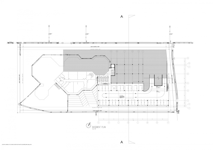 IES New Building Drawings